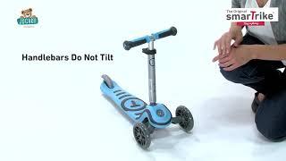 Roller şi babytaxiu T1 smarTrike