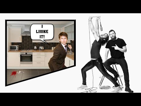 Trevor Lock... MOUSE KILLER - The Russell Brand Show Best Bits