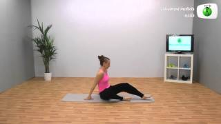Stretching - Etirements mollets - Assise