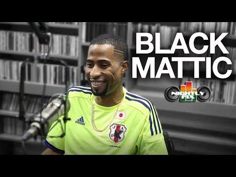 Black Mattic talks being inbetween rift w/ Facebook Hero & Marvin Di Beast + new singles