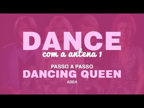 Video - COREOGRAFIA ABBA - DANCE COM A ANTENA 1