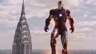 Iron Man Suits Up (and other favourite scenes) | J.A.R.V.I.S