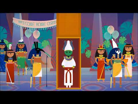 Crash Course Egyptian Pantheon Overview