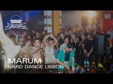 marum   Boiler Room Lisbon: mina