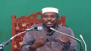 Nabi Muxamad Waa Rasuulkii Alle Sh Mustafe