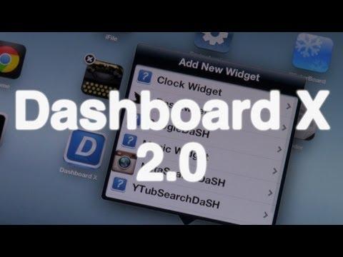 Dashboard X 2.0