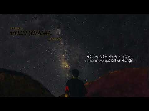 [Vietsub I.m2411] SHAUN 숀 - Nocturnal (야행성)