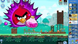 Angry Birds Friends tournament, week 342/A, level 4