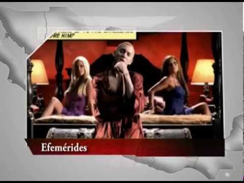 #Efeméride Un día como hoy nace @Eminem, él es rapero, productor discográfico y actor estadounidense