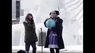 2013年2.11撮影。第48回あばしりオホーツク流氷まつりのおまけです。お...