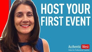 How to host your first event with Stacey Canfield | Brighton West Video