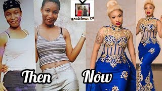 Tonto Dikeh Before She Became Famous and Things You Probably Dont Know About Her