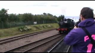 Great Central Railway WW2.wmv