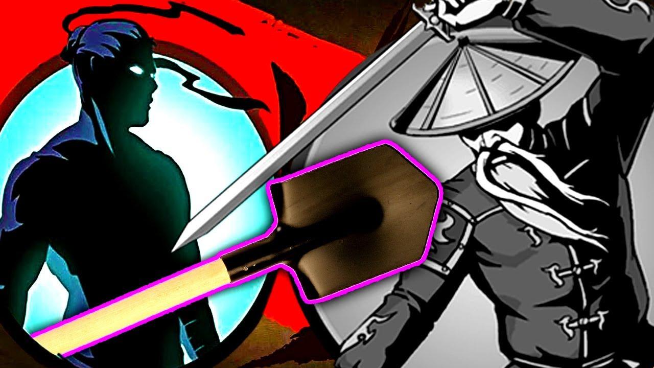 НОВОЕ НАЧАЛО #6 Видео для детей прохождение игры Shadow Combat 2 бой с тенью от Humorous Video games TV