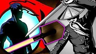 НОВОЕ НАЧАЛО #6 Видео для детей прохождение игры Shadow Fight 2 бой с тенью от Funny Games TV