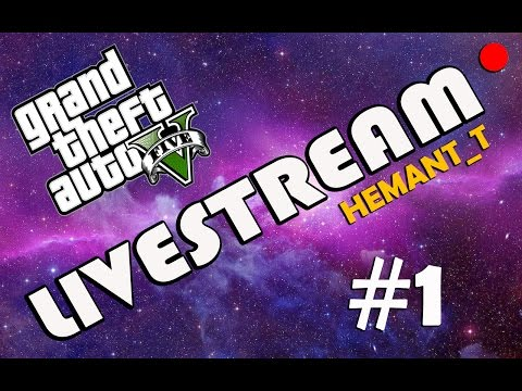 "GTA 5 Online Hindi ""Sumo Adversary Mode"" Live PS4 Broadcast (HT_T Live #1)"