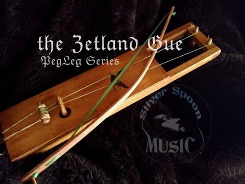 Shetland Gue PegLeg Series by Silver Spoon Music