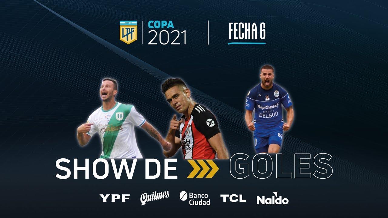 Copa de la Liga | Show de goles de la fecha 6