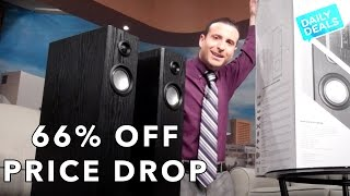 Best Bluetooth Tower Speakers Under $150 - The Deal Guy