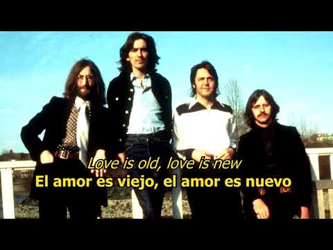 Клип The Beatles - Because