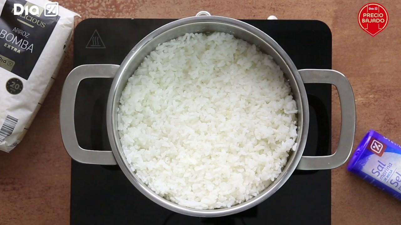 como hacer el arroz mas suelto