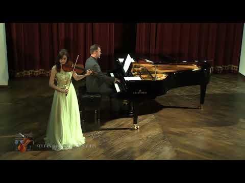 Niccolo Paganini - I Palpiti, op.13 (Diana Jipa & Stefan Doniga)