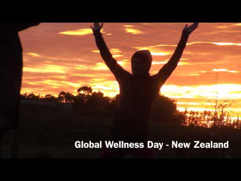 Global Wellness Day - New Zealand 2015