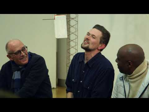 Finn Thomson, Cedric Christie, Richard Wentworth- Talk