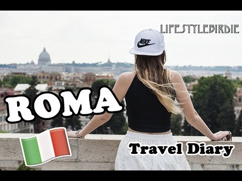 Rome - Travel Diary - From Piazza di Spagna to Vatican