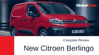 Citroen Berlingo New Model Review