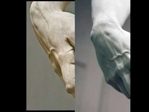 El 'David' de Miguel Ángel