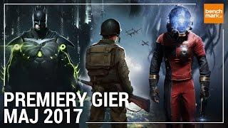 Premiery gier - maj 2017