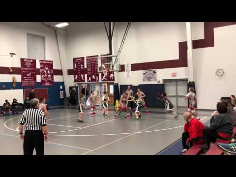 Ethan Gregory's 2018/2019 Corbin Middle School 7th Grade Redhound Basketball Highlights!!