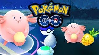 Chaneira mit Sananabeere, Shadowban & neue Gutscheincodes (Sprint) | Pokémon GO Deutsch #309