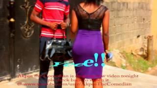 Akpos The Comedian Don Enter Gobe! Comedy *Episode 1*