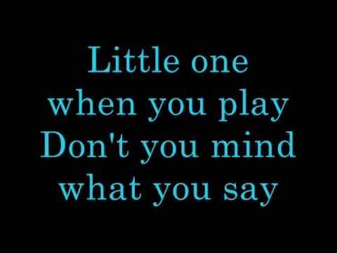 Baby Mine   lyrics