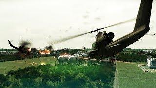 Battle for Cold War Airfield in German Civil War | Wargame: European Escalation Gameplay