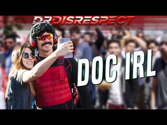 DrDisrespect shook HOLLYWOOD with his PRESENCE - YouTube