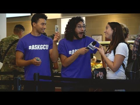 How can I avoid being bored while waiting in line? #ASKGCU | Grand Canyon University