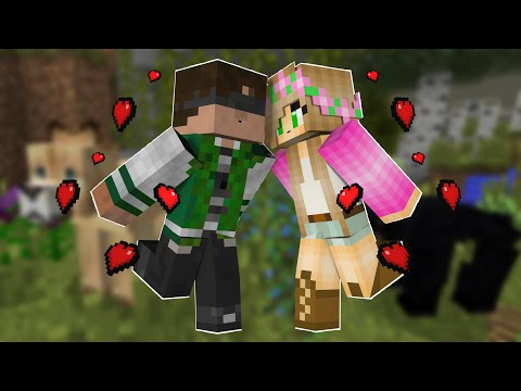 Minecraft School-BABIES KISS AT THE ZOO ?! (Minecraft Roleplay)