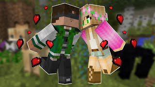 minecraft school babies kiss at the zoo minecraft roleplay