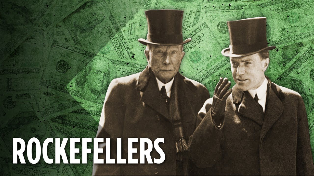 Download Who Are The Rockefellers & How Much Power Do They Have?