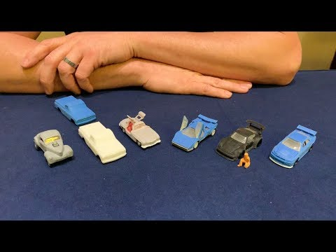 Lamley Preview: Hot Wheels 2019 RLC Moving-Parts New Model Preview with Designer Brendon Vetuskey
