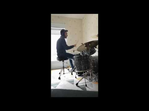 Tears Don't Fall Part 2 - Bullet For My Valentine - Drum Cover