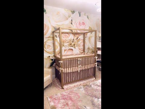 Huntingtons Glam Nursery Tour