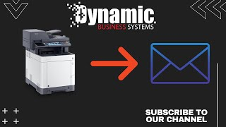 Setup Scan-to-Email on Kyo¢era MFP using Office 365 SMTP
