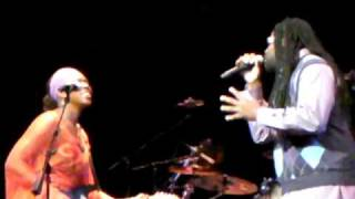 Download India Arie and Gramps Morgan Therapy - AWESOME Live Rare Remix MP3 song and Music Video