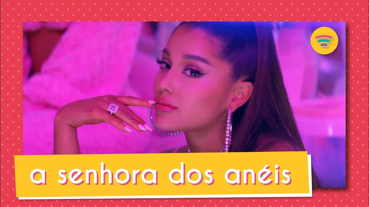 Download ARIANA GRANDE: 7 segredos por trás de 7 RINGS