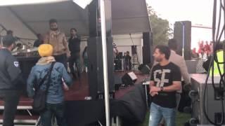 BABBU MAAN Live latest show Sydney 02/04/2017
