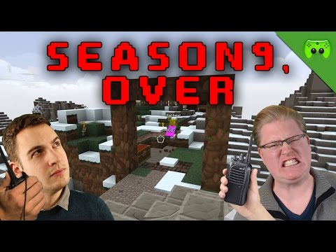 SEASON9, OVER! 🎮 Minecraft Season 9 #11